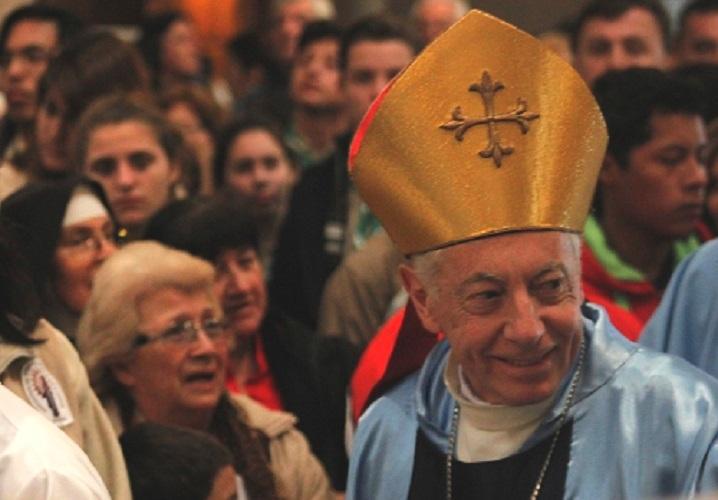 "Mons. Aguer dejará este viernes la clínica ""Mater Dei""."