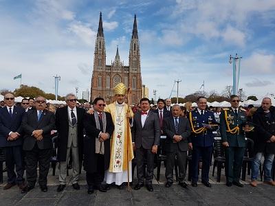 Gran celebración de la comunidad paraguaya