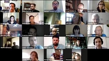 """Se realizó un conversatorio virtual sobre la encíclica """"Fratelli Tutti"""""""