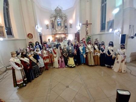 """En la fiesta del Inmigrante, el Arzobispo propuso seguir alimentando la Fe """"para que en Berisso no haya excluidos, sino hermanos apreciados y promovidos"""""""
