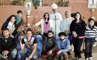 La Parroquia Ntra. Sra. del Pilar celebró sus 60 años de vida